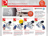 PowrtouchCaravanMover.co.uk by Mid Wales Leisure Products